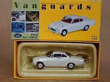 Corgi VA03405 Ford Capri 109E GT Ermine White Ltd Edition No 2718 of 5000