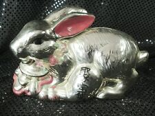 Chinese Year of the Rabbit Gold Coin Piggy Bank Good Luck Asian Feng Shui Zodiac