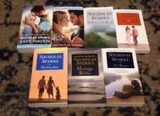 Lot of 7 Nicholas Sparks books paperback brand new free shipping