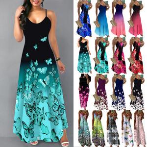 Sommerkleid Maxi Gunstig Kaufen Ebay