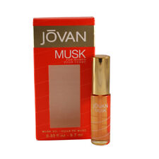 Jovan Musk Oil by Coty 0.33 oz / 9.7 ml For Women Brand New In Box