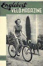 Englebert VELO-MAGAZINE       ---numéro 21 daté de Septembre 1952---