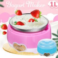 Automatic DIY Household Yogurt Cream Maker Container Machine Yoghurt Home 220V