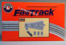 LIONEL FASTRACK 0-72 COMMAND CONTROL WYE SWITCH train track turnout 6-16832 NEW