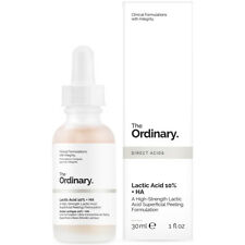 The Ordinary Lactic Acid 10% + HA 2% Skin Superficial Peeling Formulation 30ml