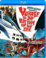 VOYAGE TO THE BOTTOM OF THE SEA (IRWIN ALLEN) - REGION A (USA/CA) *NEW BLU-RAY*