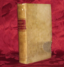 Libro 1851 Combattimento Spirituale Lorenzo Scupoli Meditazioni su S. Agostino