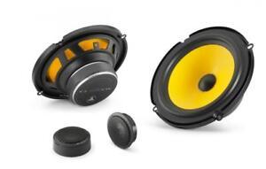 """JL Audio C1-650 C1 6.5"""" 17cm 2-Way Car Component Speakers 225W"""