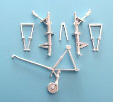 F4U Corsair Landing Gear For 1/48th Scale Hasegawa Model  SAC 48148