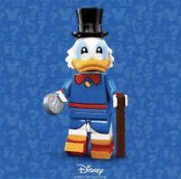Disney Lego Minifigures Series 2 -SCROOGE MCDUCK- New