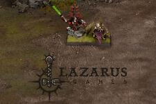 Warhammer Orcs Goblins Destruction Gloomspite Gitz - Skarsnik & Gobbla