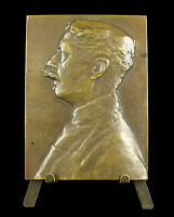 Medal Louis Ombredanne Surgeon Anatomist Surgery Surgical Plastic 1916 Medal