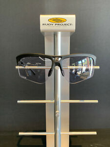 Rudy Project KEYBLADE Matte Black frame with IMPACTX-2 PHOTOCHROMIC lenses