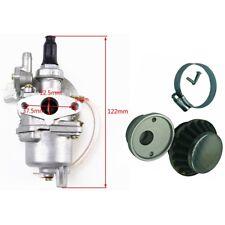 Carburetor Carb + Air Filter Stack For 47cc 49cc Mini Motor ATV Dirt Pocket Bike