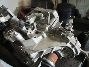 FIAT 500L LARGE 1.6 DIESEL 6 SPEED GEARBOX
