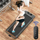 Running Pad Treadmill Motorised Walking Machine Electric Fitness Exercise 2 IN 1