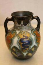 Vase en céramique type Gouda