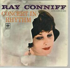 45 TOURS 4 TITRES /  RAY CONNIFF     CONCERT IN RHYTHM