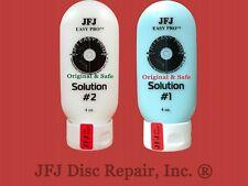 4oz Advanced Solution Compound 1 - Blue & 1 - White JFJ Easy Pro/Double (8oz)