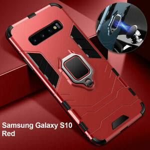 Hybrid Shockproof Armor Cover Case For Samsung Galaxy S10 Plus S10e S20 Ultra