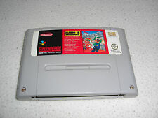 Mario is Missing SNES juego sólo el módulo