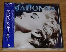 MADONNA True Blue ORIGINAL JAPANESE 9 TRACK CD ALBUM 32XD-449 Mint w/OBI!