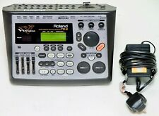 Roland TD-8 Electronic Drum Module Brain V-Drums with Power Supply and Clamp