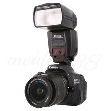 Meike MK-600 1/8000s Sync HSS TTL Camera Flash Light Speedlite for Canon EOS