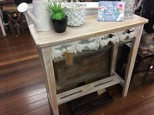 Bali- Light weight hall / console table - shabby chic country style