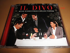 IL DIVO cd CHRISTMAS COLLECTION hits WHITE XMAS silent night + TARGET BONUS TRAC