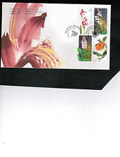 CANADA 1999  ORCHIDS  se-ten bl/4 on  FDC  MNH   #1790  cat $5.00  BOX 503