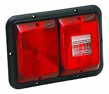 Bargman 34-84-008 #84 Series Recessed Tail Light - Double Horizontal