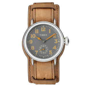 Timex Wellton Quartz Movement Grey Dial Men's Watch TW2R88000