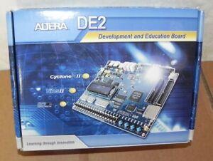 ALTERA DE2 NEW IN BOX CYCLONE II 2C235 FPGE
