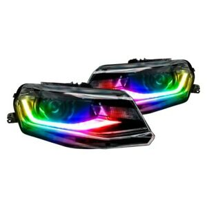 For Chevrolet Camaro 2016-2018  Dynamic ColorSHIFT DRL  Oracle