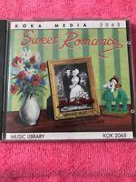 Sweet Romance – Koka Media Production Music  2065 CD Album
