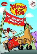 It's Ancient History (Disney), New,  Book