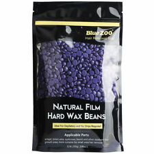 Nonstrip Wax Bean Hair Removal Waxing Bikini Depilatory Pellet 250g Lavender