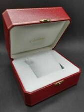 C artier Watch Box CO 0049 with Pillow 100% Authentic