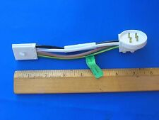 NEW icemaker OEM wiring harness #628172 for ice maker w/fuse link / 7.5 inches