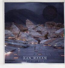 (GS536) Kan Wakan, Midnight Moon EP - 2014 DJ CD
