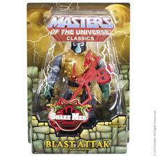 "Masters of the Universe Club Eternia Exclusive Blast Attak 6"" Action Figure MOTU"
