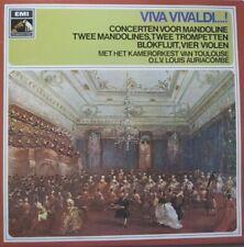 VIVA VIVALDI - KAMERORKEST VAN TOULOUSE - LOUIS AURIACOMBE  -  LP