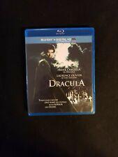 Dracula Blu ray Only No Digital Copy, Lot G1.