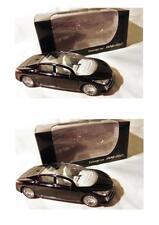 """Lot 2 Peugeot Concept Car 908 RC 1/64 """"3 Inches"""" Diecast NOREV Produit NEUF !!"""