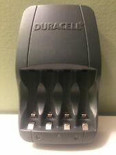 Duracell NiMH Battery Charger CEF14NC AA & AAA
