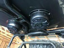 "6.5"" Angled Speaker Pod Enclosure Console Overhead WFL fits Polaris RZR ATV UTV"