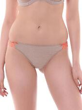 Freya Aa1567 Brazillian Nude Knickers Size XL Brand New RRP £13