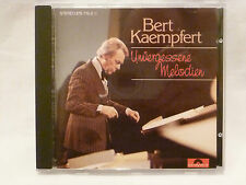 Bert Kaempfert Big Band Easy Listening mood vintage CD Pressing 1980s tip top