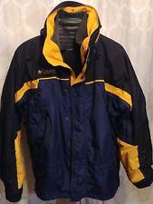 Men's Columbia Sportswear Fire Ridge Interchange 3 in 1 Ski Winter Jacket Coat M